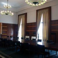 Banque al Maghrib - Salle de réunion