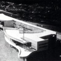 Aérogare de Tit-Mellil - Photo de la maquette