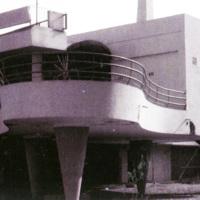Aérogare de Tit-Mellil - Terrasse du club-house